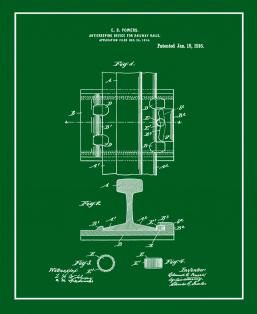 Anticreeping Device For Railway-rails Patent Print