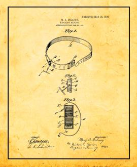 Leading Device Patent Print