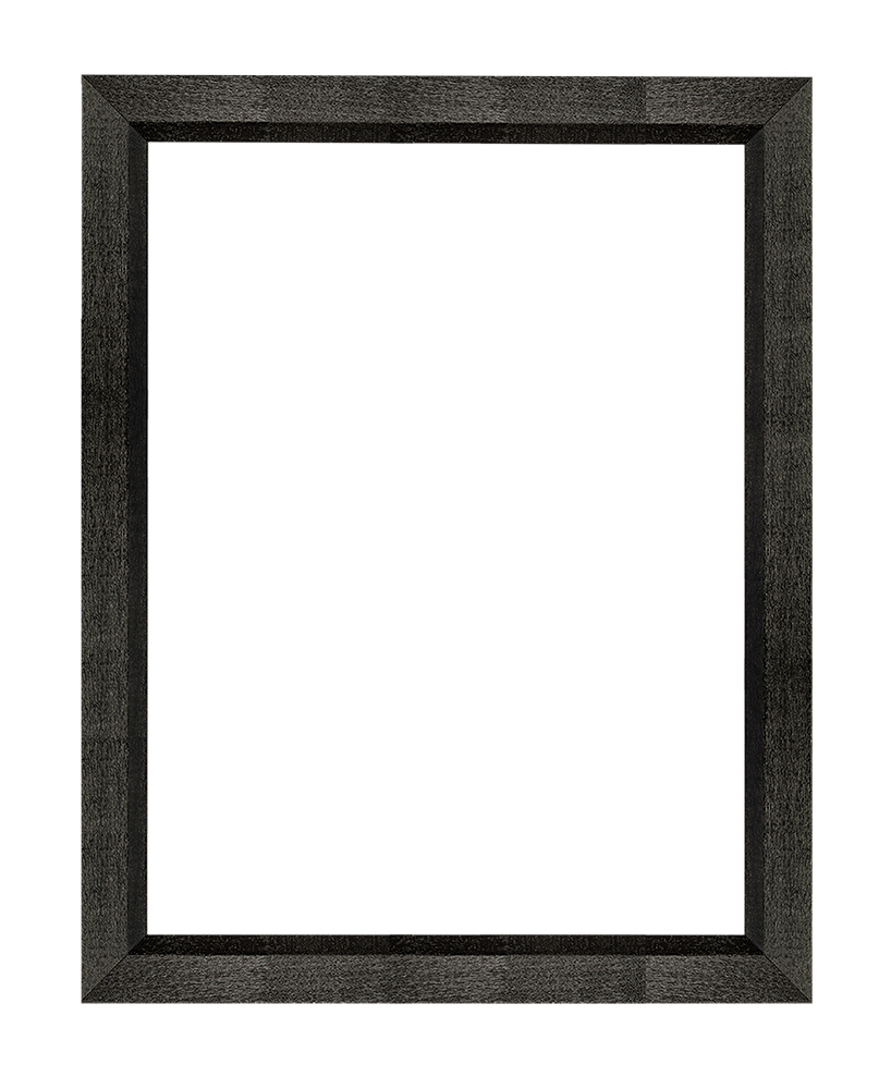 black frame. Beveled Black Frame M