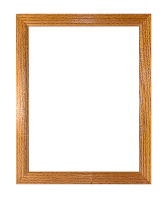 Honey Brown Frame