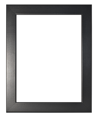 Smooth Black Frame