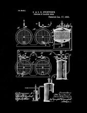 Process Of Making Beer Patent Print