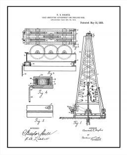 Load-indicating Attach For Drilling Rigs Patent Print