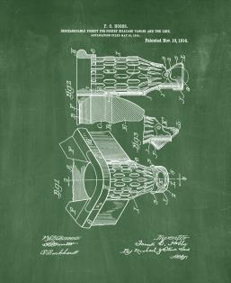 Dischargeable Pocket for Pocket-billiard Tables Patent Print