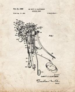 Animated Dummy Patent Print